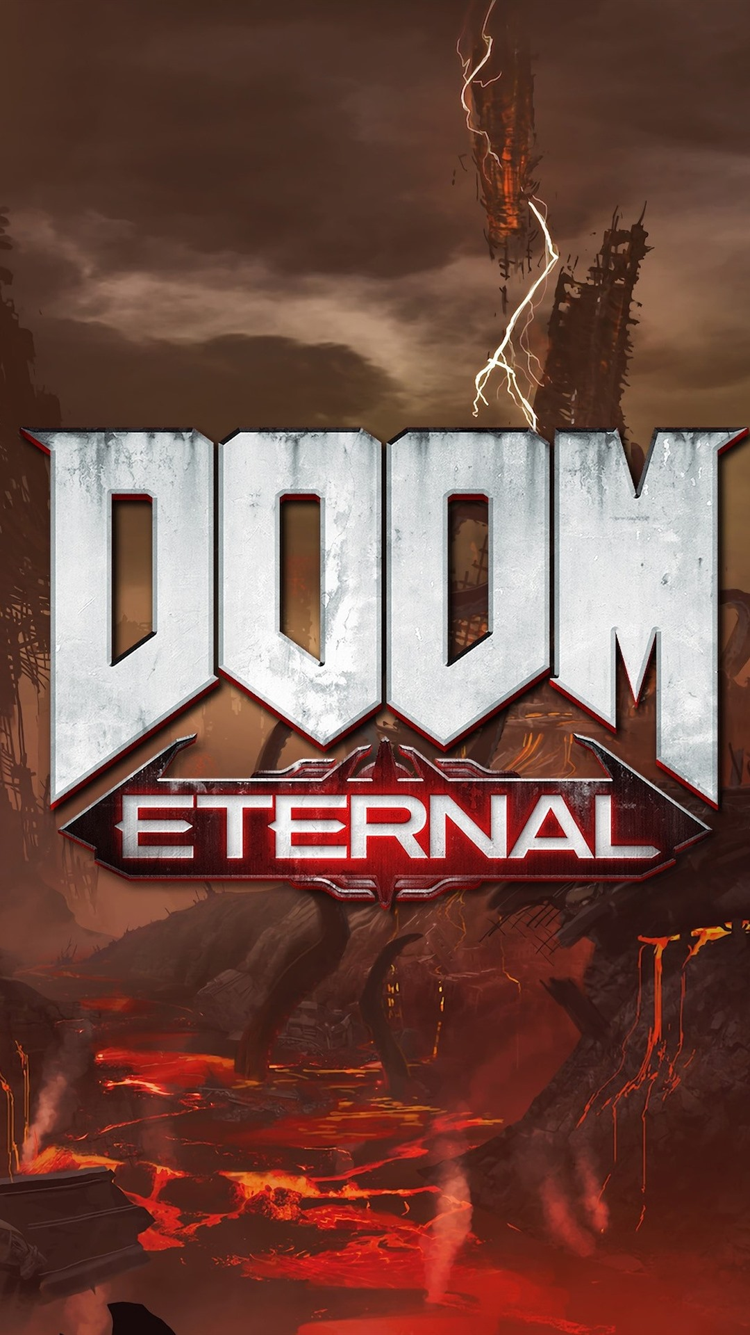 Doom Eternal 1080x1920 Iphone 8 7 6 6s Plus Wallpaper Background Picture Image