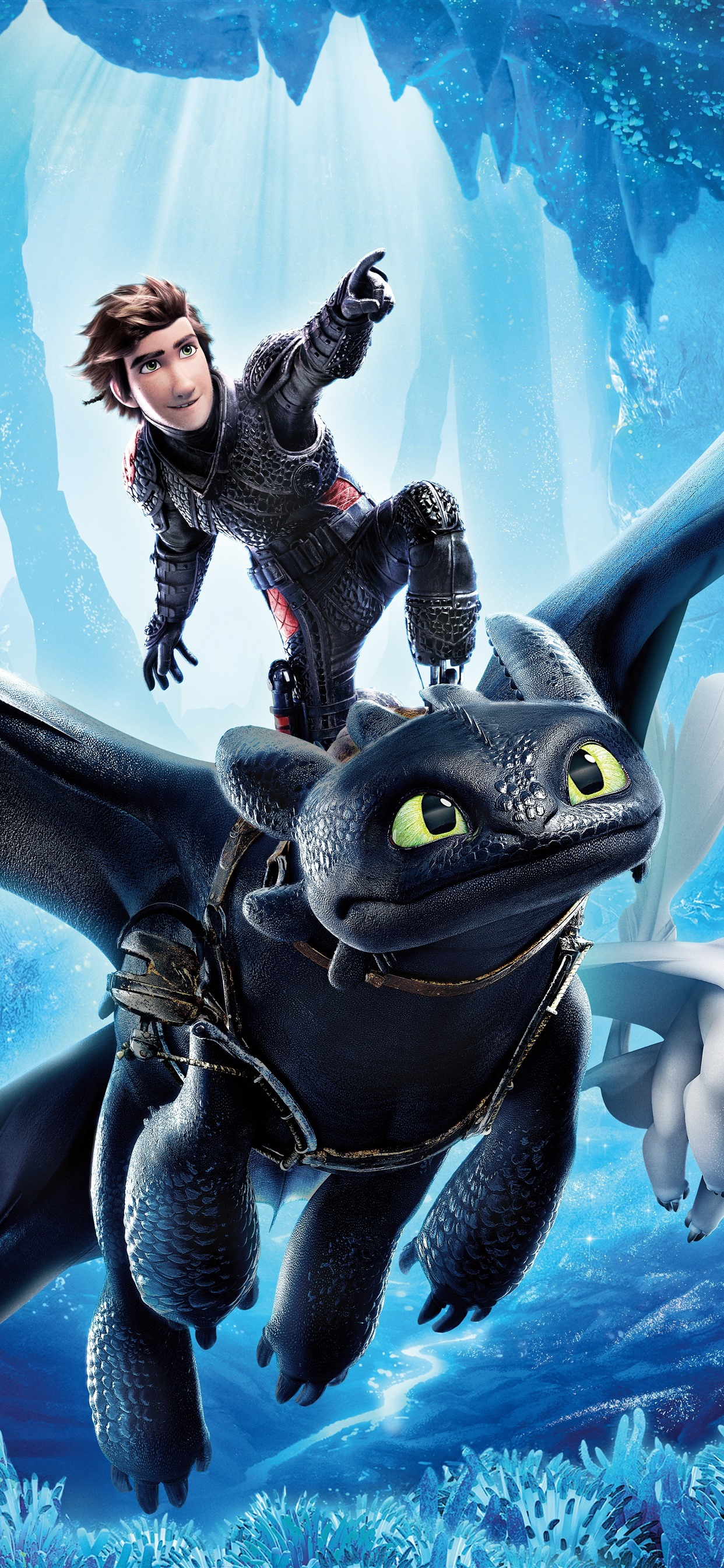Wallpaper How To Train Your Dragon 3 7680x4320 Uhd 8k Picture Image