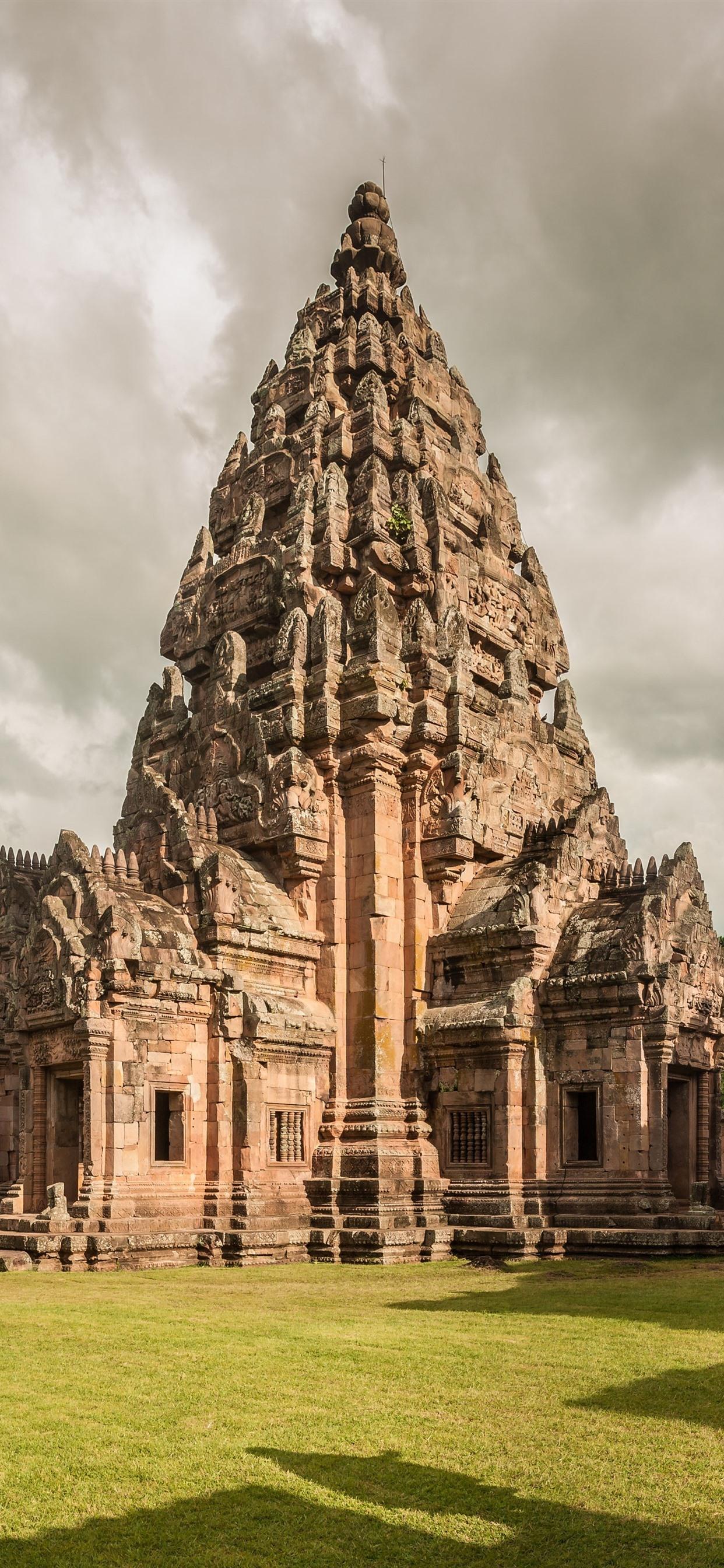パノムルン歴史公園 寺院 タイ 1242x2688 Iphone 11 Pro Xs Max 壁紙