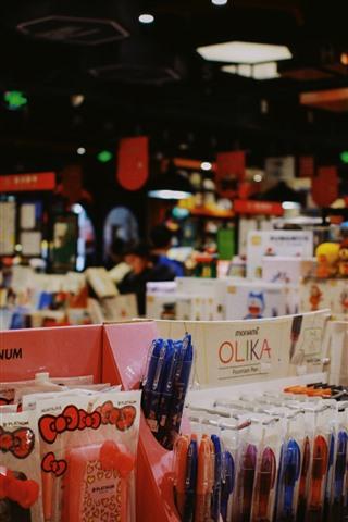 iPhone Wallpaper Shop, goods