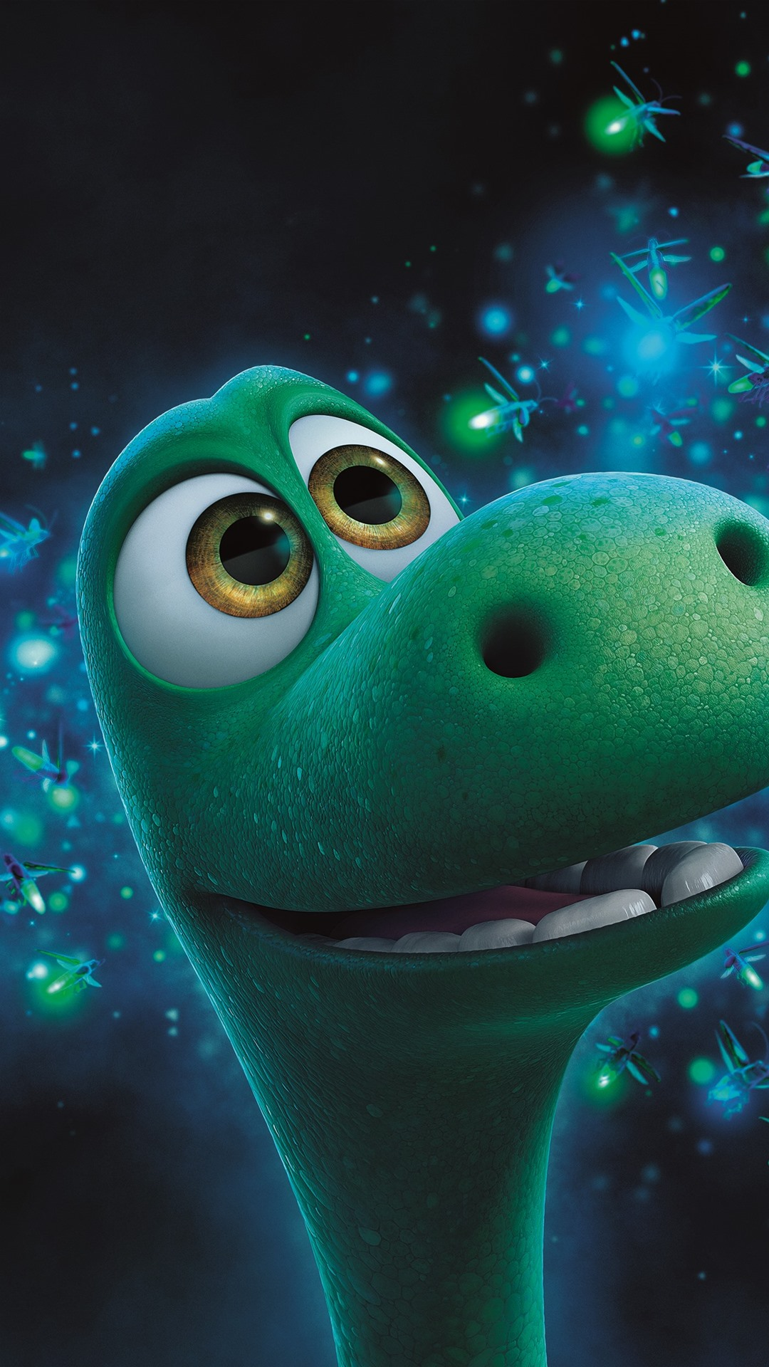 The Good Dinosaur 1080x1920 iPhone 8/7