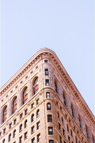 iPhone Papéis de Parede Edifício, céu, cidade