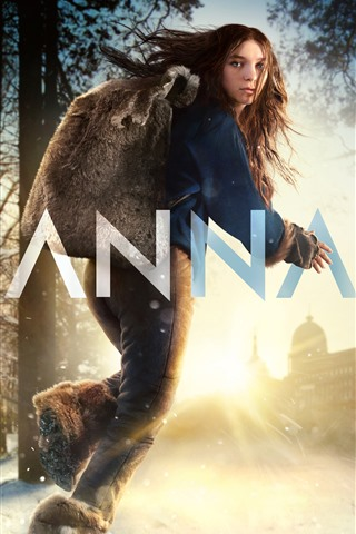 iPhone Wallpaper Hanna, TV series