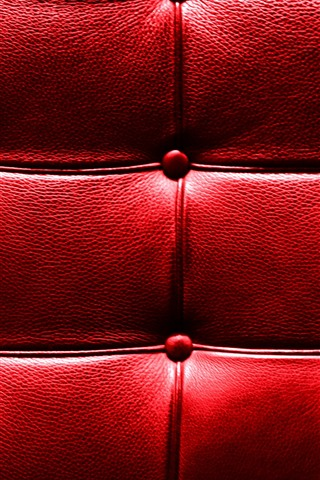 Leather Surface Texture Red 1125x2436 Iphone Xsx