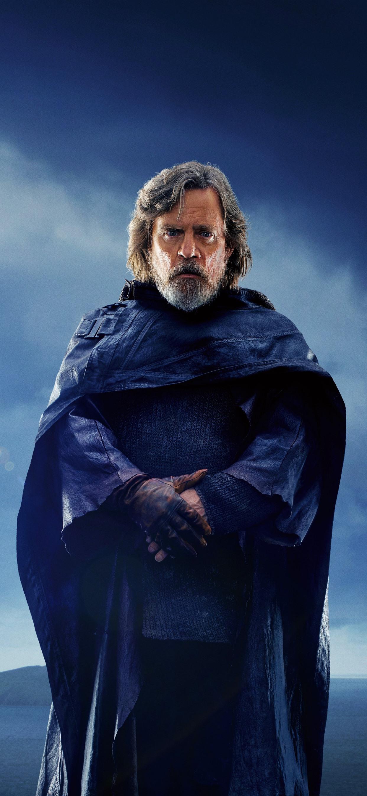 Luke Star Wars The Last Jedi 1242x2688 Iphone Xs Max