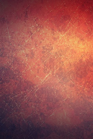 iPhone Wallpaper Orange background, abstract texture