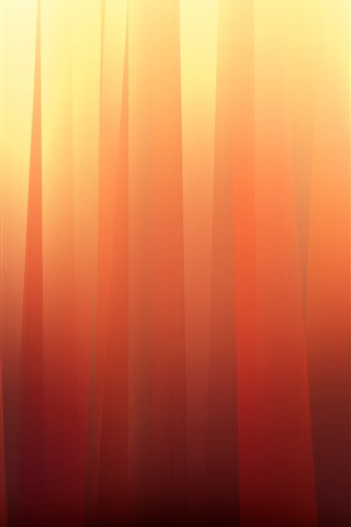 iPhone Wallpaper Orange stripe background, abstract