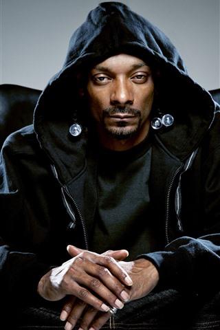 iPhone Wallpaper Snoop Dogg, singer