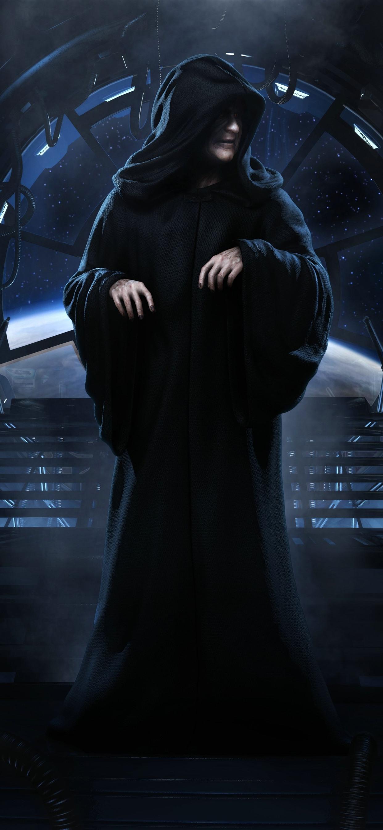 Star Wars Emperor Palpatine 1242x2688 Iphone Xs Max