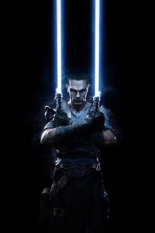 iPhone Wallpaper Star Wars: The Force Unleashed 2