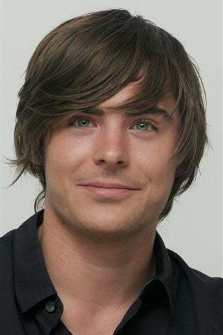 iPhone Wallpaper Zac Efron, actor