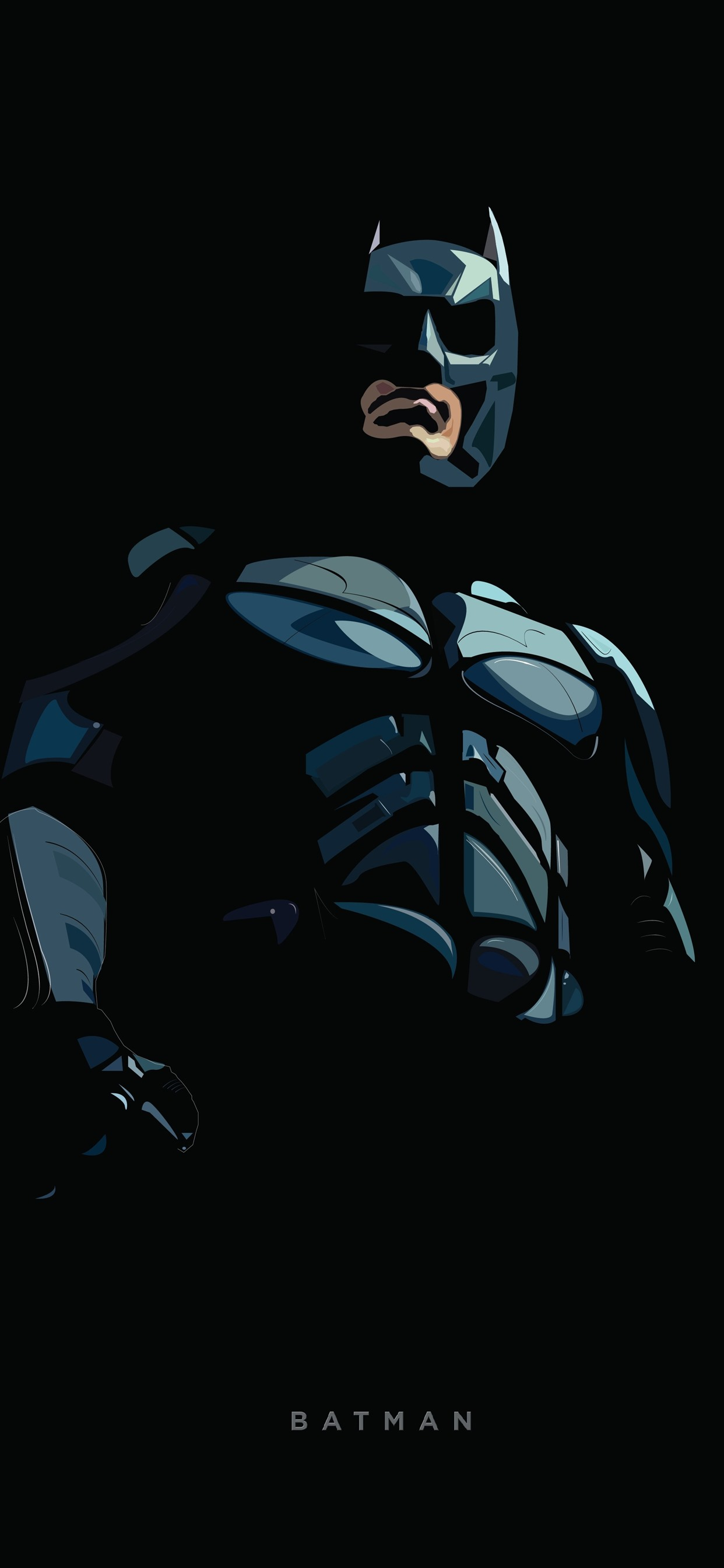 Wallpaper Batman Superhero Art Picture Black Background