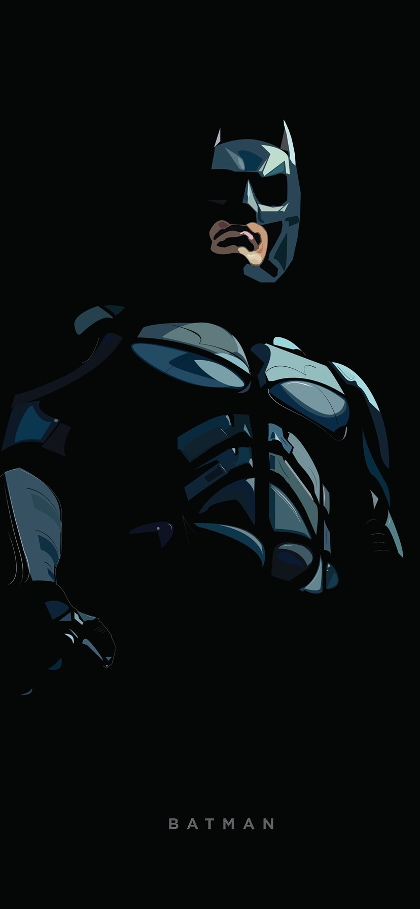 Wallpaper Batman Superhero Art Picture Black Background 7680x4320 Uhd 8k Picture Image