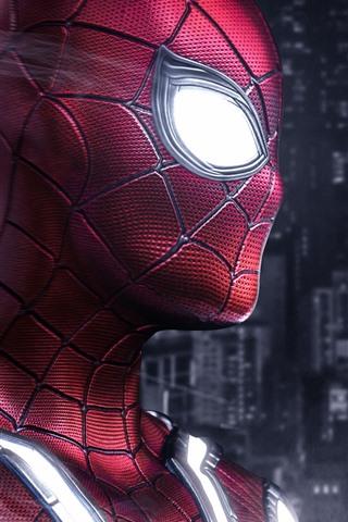 iPhone Wallpaper Superhero, Spider-Man