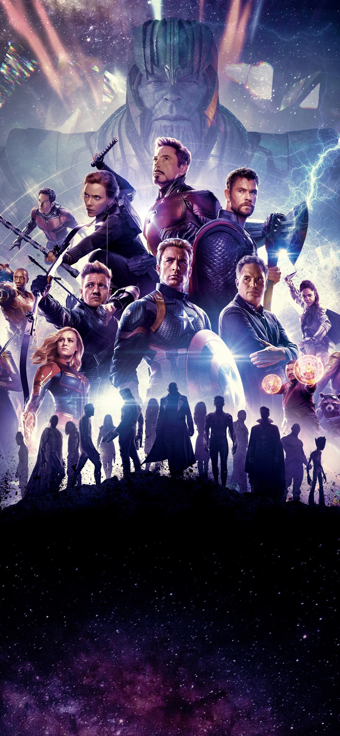 2019 Movie Avengers 4 Endgame Marvel Superheroes 1242x2688 Iphone 11 Pro Xs Max Wallpaper Background Picture Image