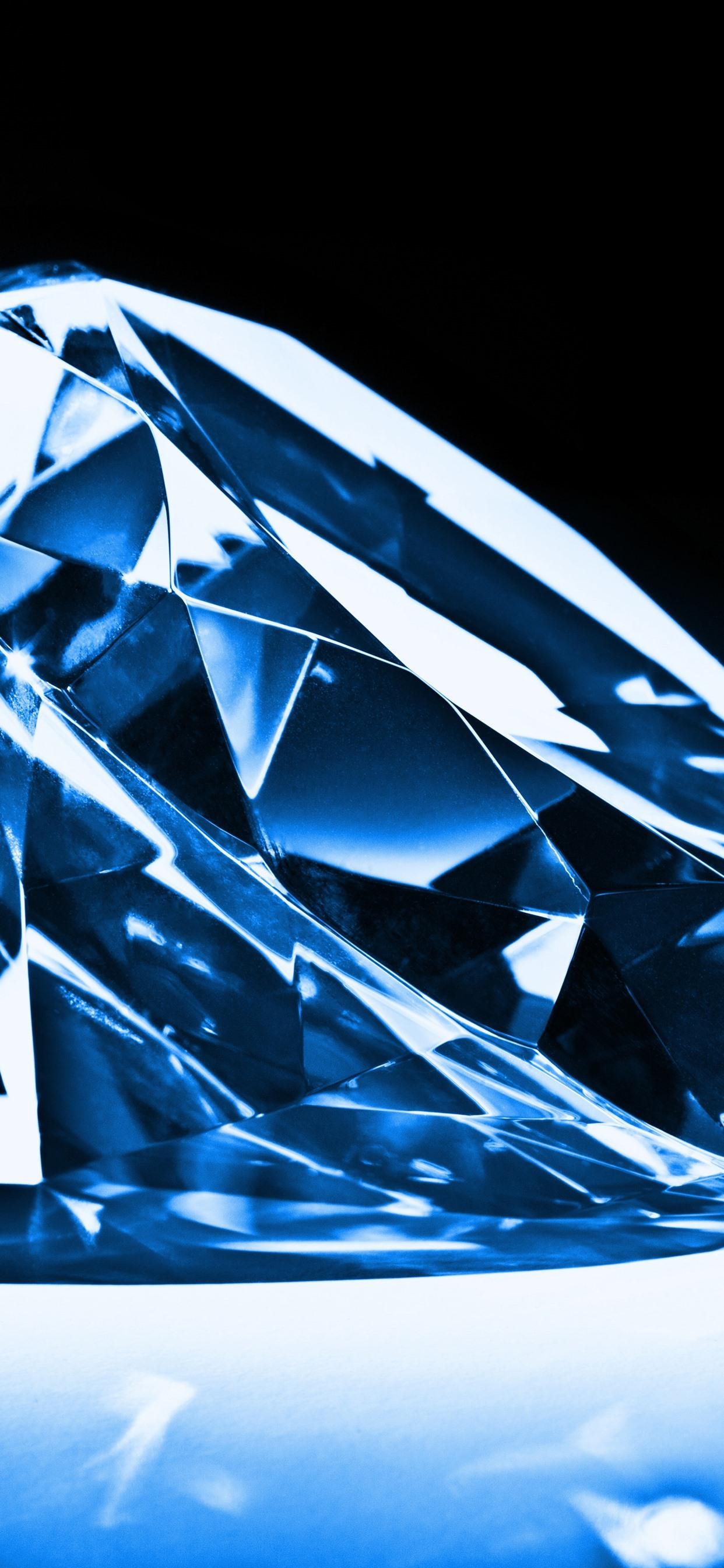 Diamond Light Shadow 1242x2688 Iphone Xs Max Wallpaper
