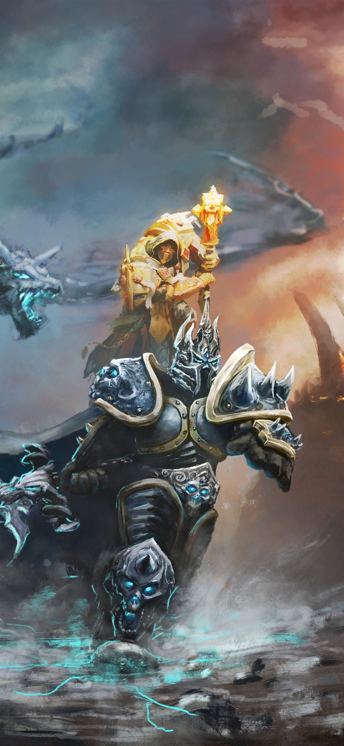 Heroes of the storm warcraft imagen de arte del juego - Heroes of the storm phone wallpaper ...