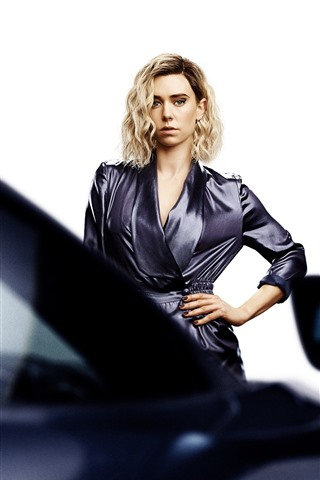 iPhone Wallpaper Vanessa Kirby, Fast and Furious Presents: Hobbs and Shaw