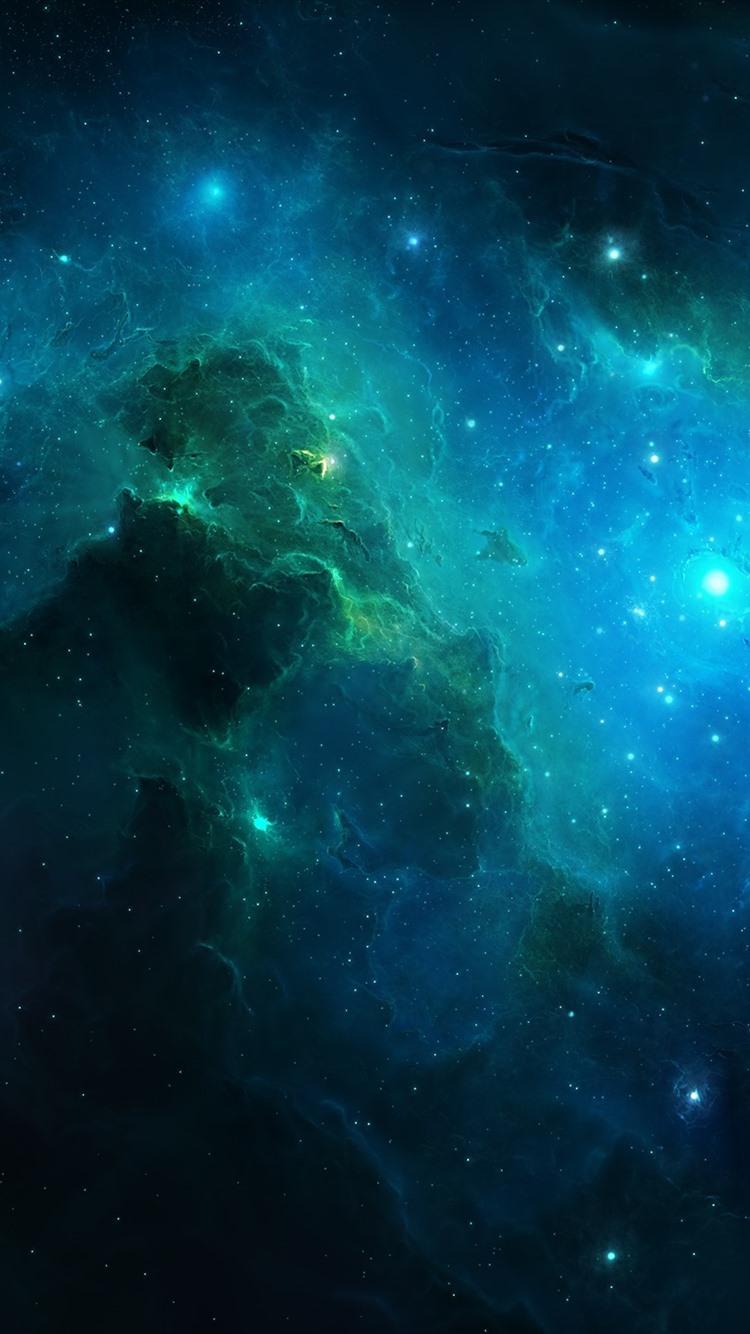 Beautiful Universe Galaxy Stars Light 750x1334 Iphone 8 7