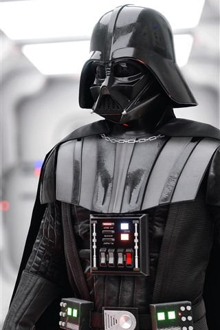 iPhone Wallpaper Darth Vader, Star Wars: Battlefront II