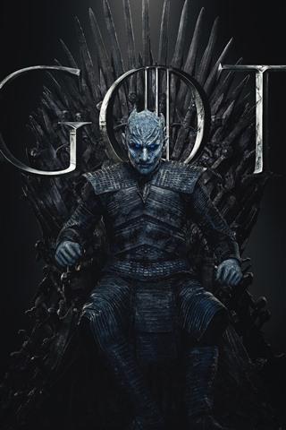 iPhone Wallpaper Game of Thrones, hot TV series