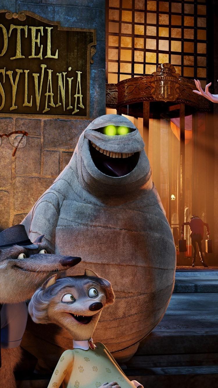 Hotel Transylvania Cartoon Movie 750x1334 Iphone 8 7 6 6s Wallpaper Background Picture Image