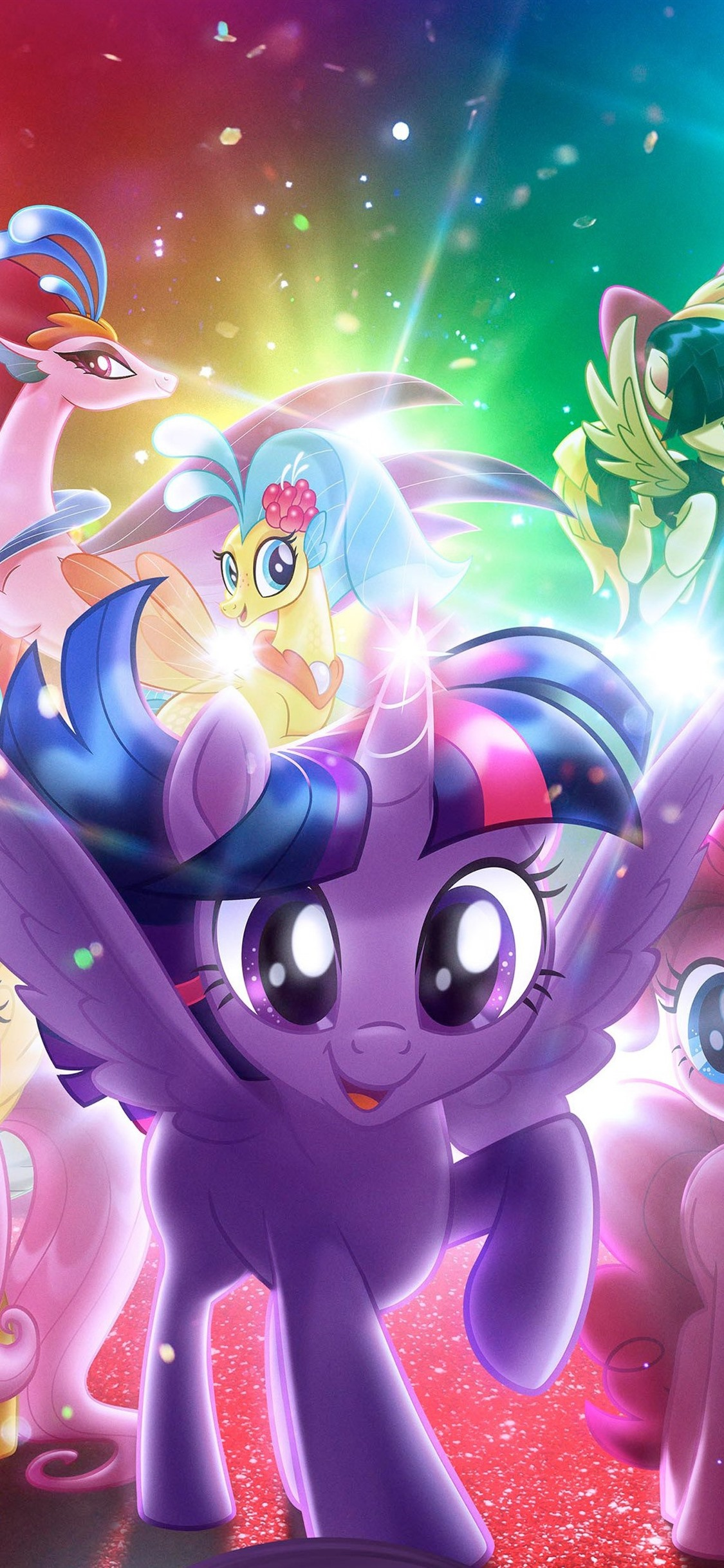 Wallpaper My Little Pony Cartoon Movie 3840x2160 Uhd 4k Picture Image