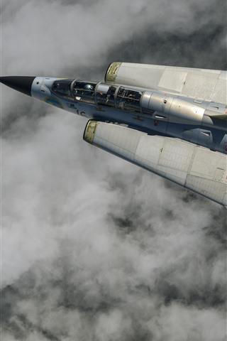 iPhone Wallpaper Air force, fighter, flight