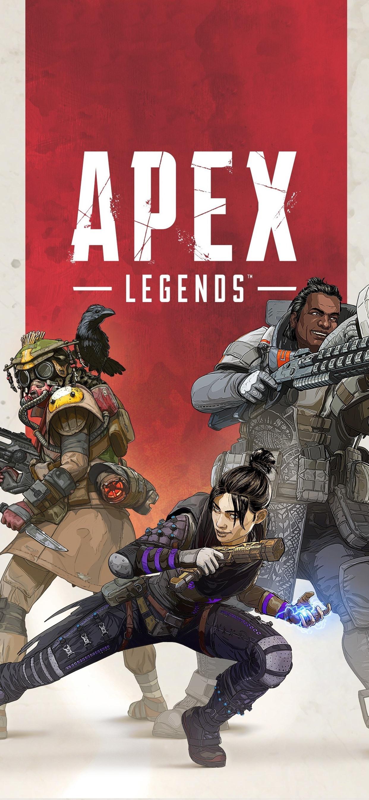 壁紙 apex