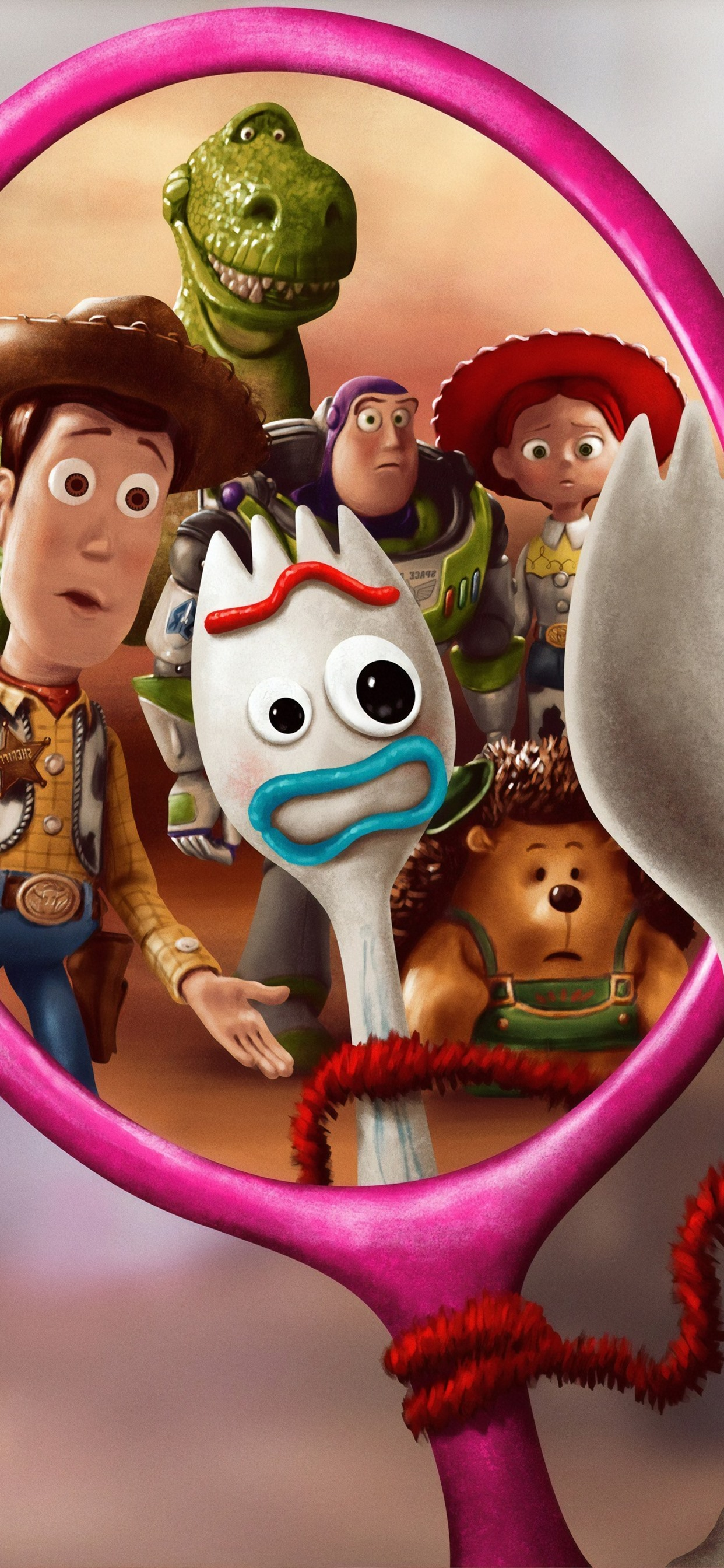 Disney Movie Toy Story 4 1242x2688 Iphone Xs Max Wallpaper