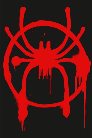 iPhone Papéis de Parede Logotipo do homem-aranha, imagens de arte