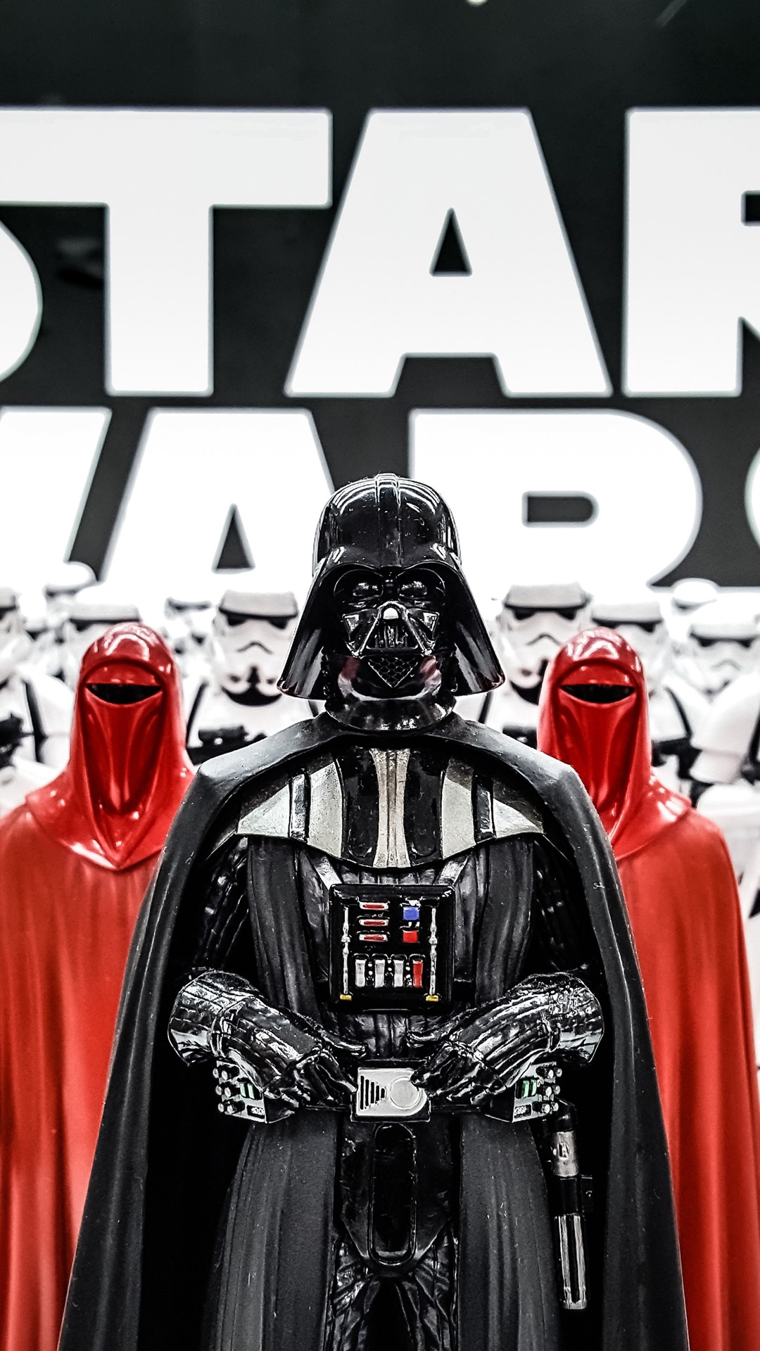 Star Wars Darth Vader Soldiers 1242x2688 Iphone 11 Pro Xs Max