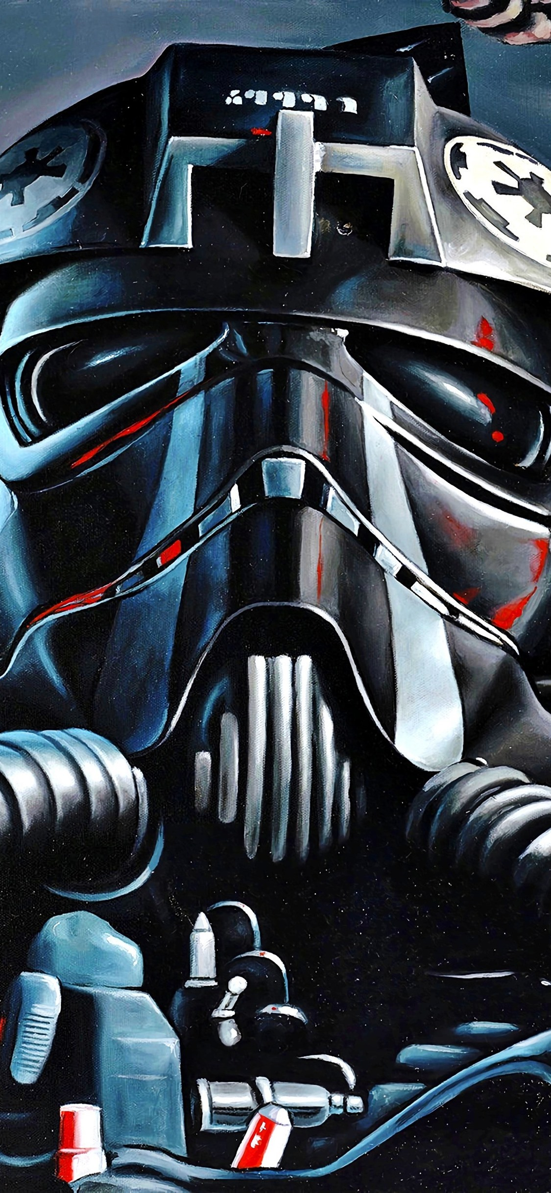 Star Wars Art Picture Pilot 1125x2436 Iphone 11 Pro Xs X Wallpaper Background Picture Image