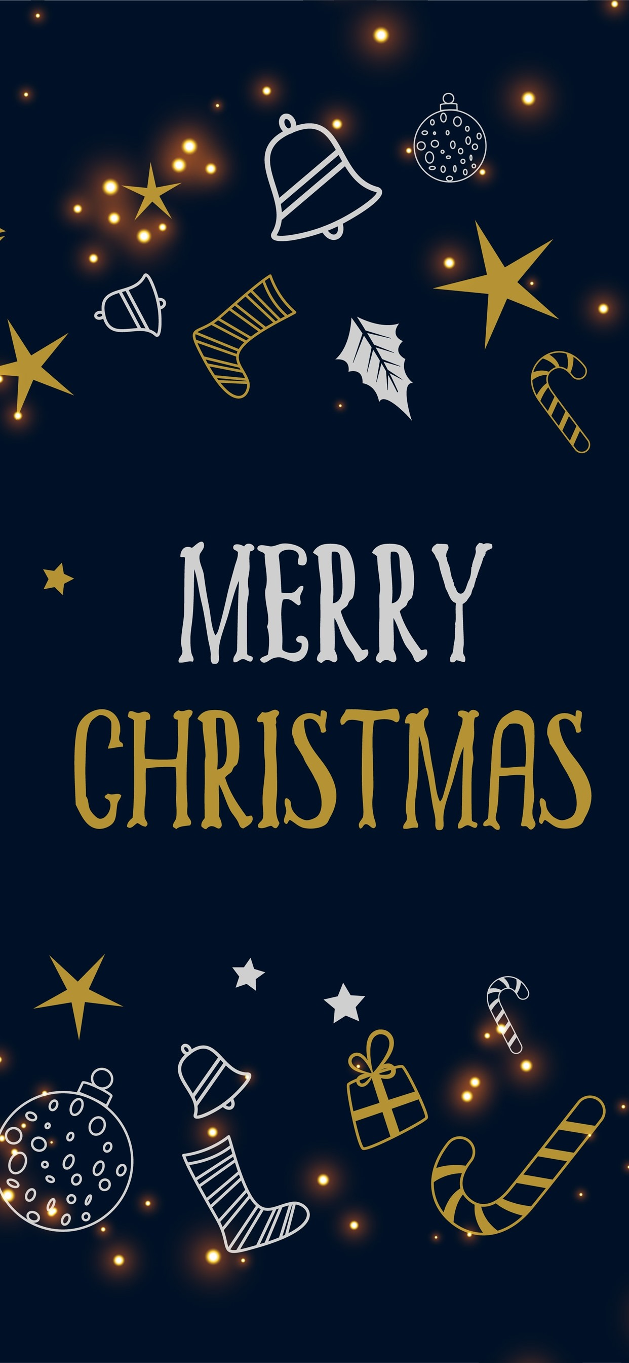 メリークリスマス 星 キャンディー ギフト ボール 装飾 アート