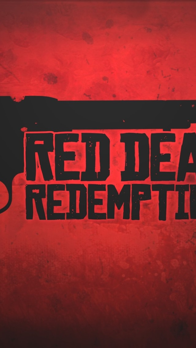 Red Dead Redemption 2 Revolver 750x1334 Iphone 8766s