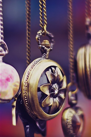 iPhone Wallpaper Some pocket watch
