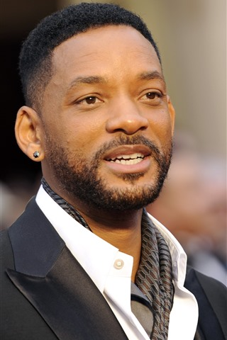 iPhone Wallpaper Will Smith, actor