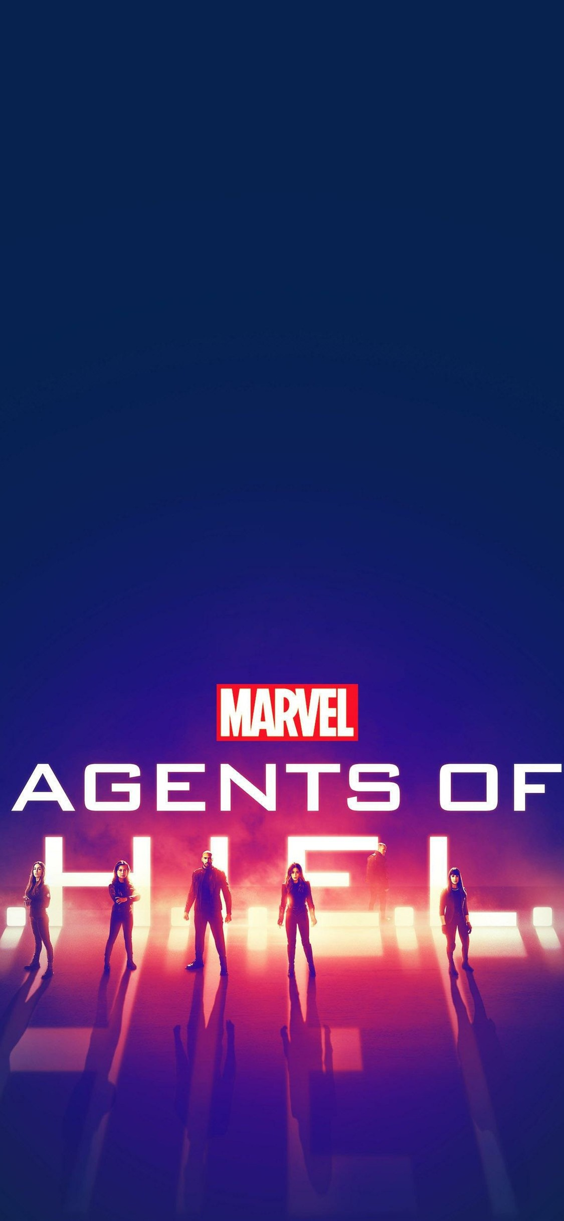 Agents Of S H I E L D Season 6 1125x2436 Iphone 11 Pro Xs X
