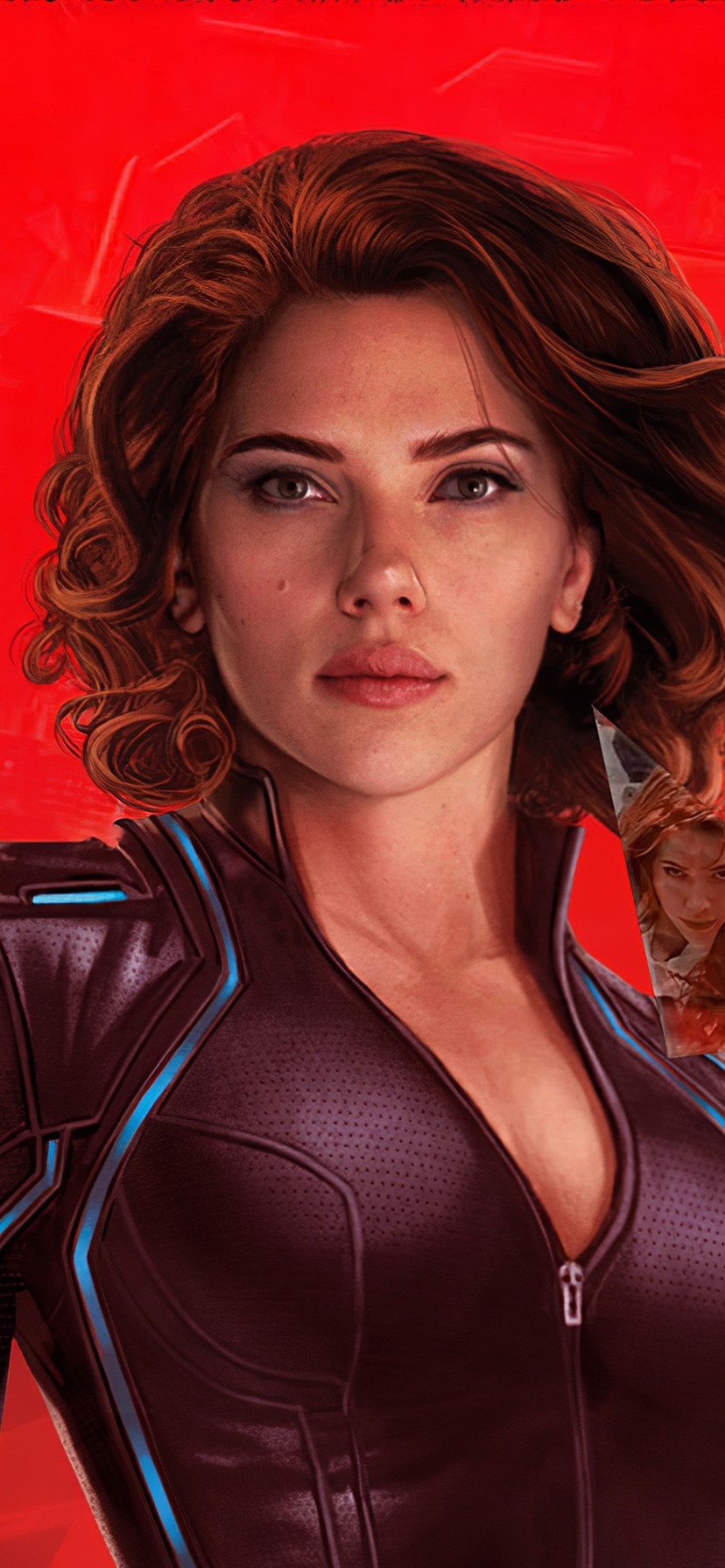 Wallpaper Scarlett Johansson Black Widow 2020 3840x2160 Uhd 4k Picture Image