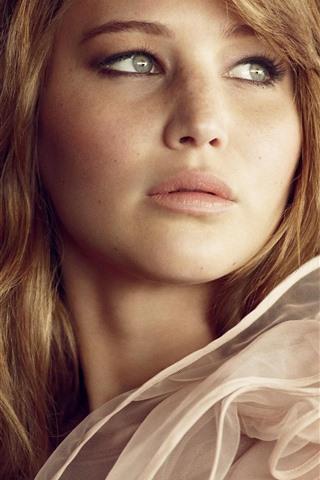 iPhone Hintergrundbilder Jennifer Lawrence 25