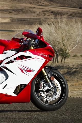 iPhone Wallpaper MV Agusta motorcycle