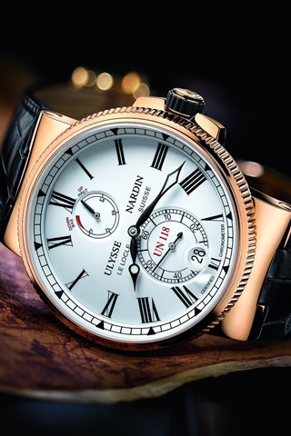 iPhone Wallpaper Luxury watch