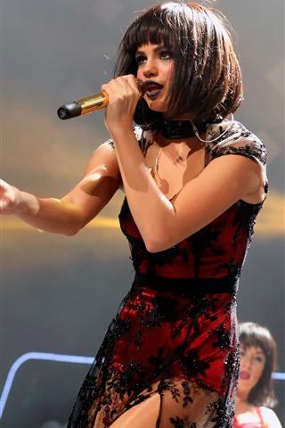 iPhone Papéis de Parede Selena Gomez 29