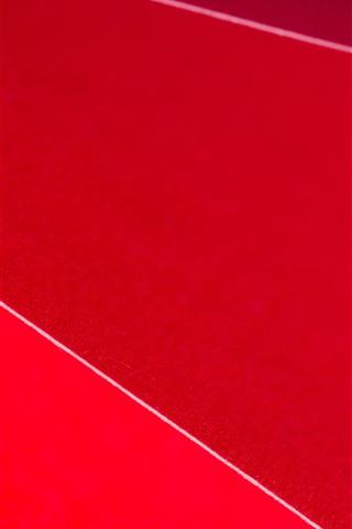 iPhone Обои Форма, красный, абстрактный